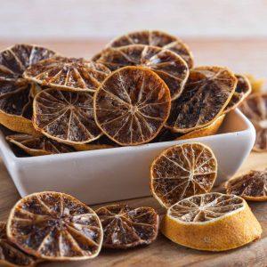 Limão galego desidratado orgânico